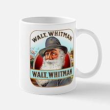 Walt Whitman Cigar Label Mug