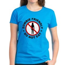 Zombie Friendly - Do Not Eat Tee