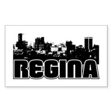 Regina Skyline Decal
