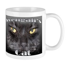 Svengali's Cat 2-sided Mug