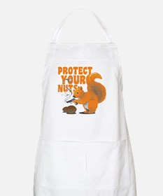 Protect Your Nuts Apron