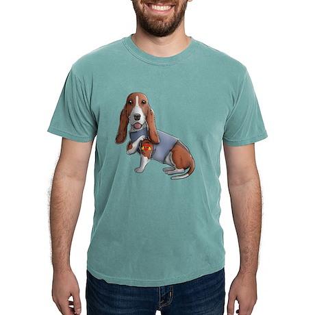 """Why God Made Dogs"" Dachshund 3"" Lapel Sticker (48"