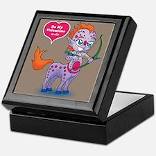 Centaur Valentine Keepsake Box