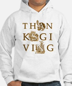 Victorian Thanksgiving Jumper Hoody