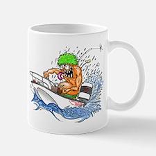 Whaler - Rat Fink Style Mug