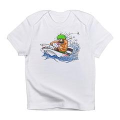Whaler - Rat Fink Style Infant T-Shirt