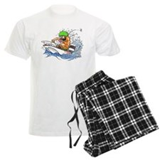 Whaler - Rat Fink Style Pajamas