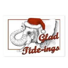 Tidings Postcards (Package of 8)