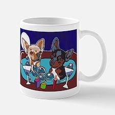 Chihuahua Hot Tub Mug