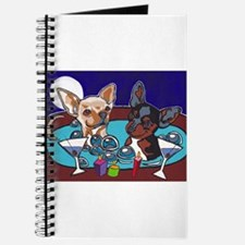 Chihuahua Hot Tub Journal