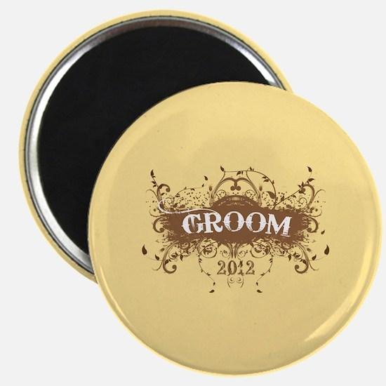 2012 Grunge Groom Magnet