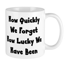 How Quickly We Forget How Luc Mug