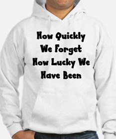 How Quickly We Forget How Luc Hoodie
