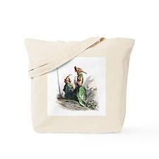The Monkshood Tote Bag