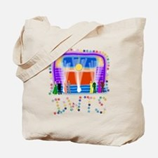 DWTS Stage Tote Bag