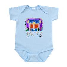 DWTS Stage Infant Bodysuit