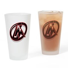 LMRL Thunder Drinking Glass