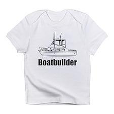 Boatbuilder Infant T-Shirt