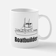 Boatbuilder Mug