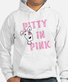Pitty in Pink Hoodie
