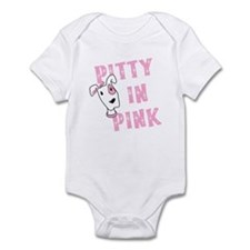 Pitty in Pink Infant Bodysuit