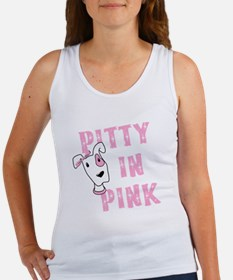 Pitty in Pink Women's Tank Top