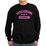 Wisconsin Girl Sweatshirt (dark)