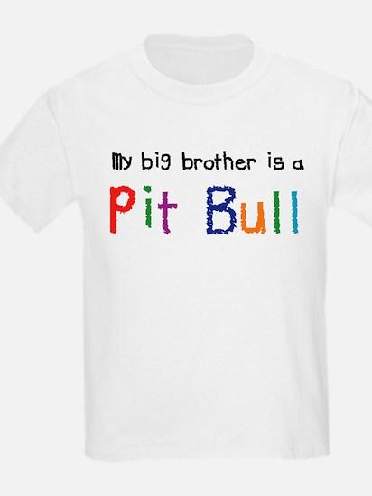 Big Bro is a Pit Bull T-Shirt