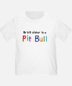 Big Sis is a Pit Bull T
