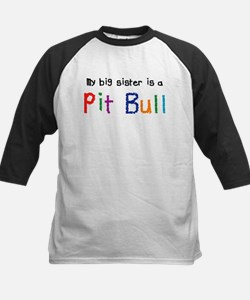 Big Sis is a Pit Bull Tee