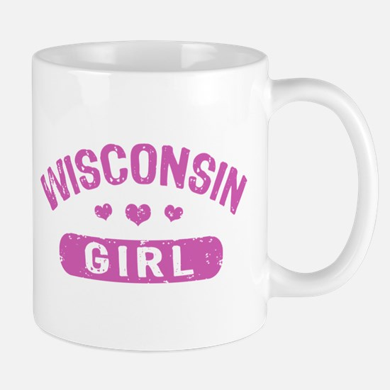 Wisconsin Girl Mug
