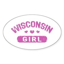 Wisconsin Girl Decal