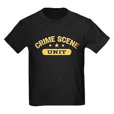Crime Scene Unit T