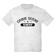 Crime Scene Unit T-Shirt