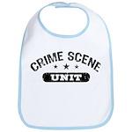 Crime Scene Unit Bib