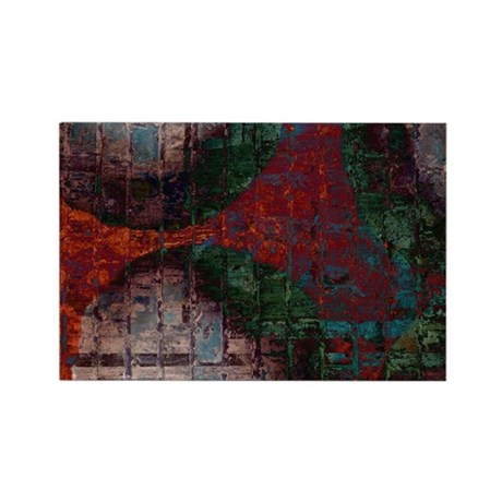 The Remix Collection Rectangle Magnet (100 pack)