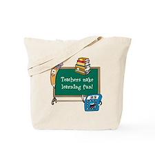 Personalizable Teacher's Tote Bag
