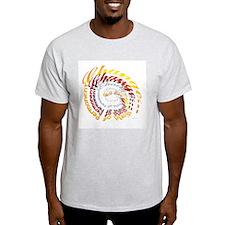 World of Permanent Change Ash Grey T-Shirt