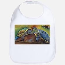 Turtles Bib