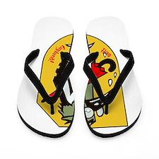 Luftwaffe Secret Project Flip Flops