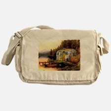 Airstream Messenger Bag