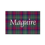 Tartan - Maguire Rectangle Magnet (10 pack)