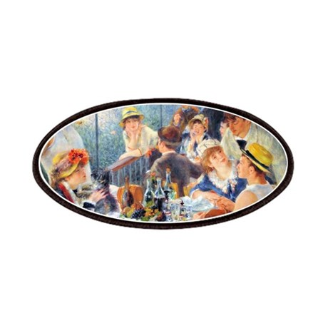 Renoir - Boating Party Patches