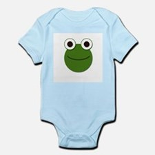 Frog Face Infant Creeper