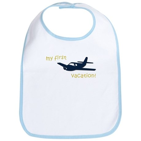 My First Vacation Bib