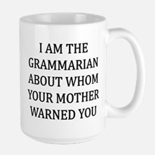I Grammarian Mug