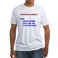 Welcome To America Shirt