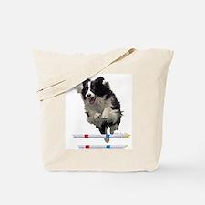 Bounce Jump Tote Bag