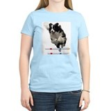 Border collies Women's Light T-Shirt