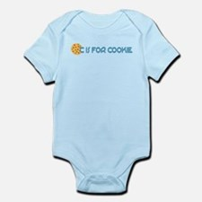 C is for Cookie Infant Bodysuit
